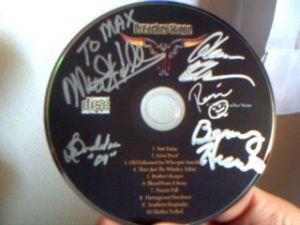 Preacher Stone CD Autografato !! Credetemi, un ottimo album di Southern Rock / Blues