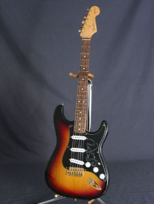 Stratocaster Stevie Ray Vaughan Signature
