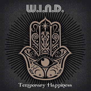 W.I.N.D. - Temporary Happiness ( CD - 2013 ). Il nuovo album !